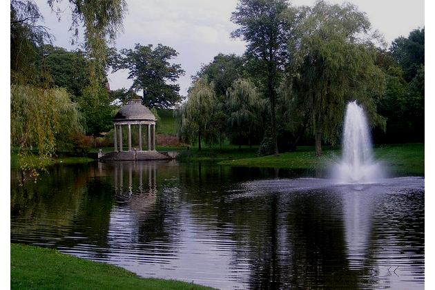 Dekoratyviniai fontanai ir fontanų rinkiniai