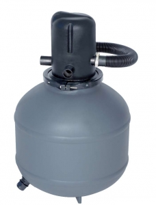 Smėlio filtras su siurbliu (filtravimo blokas) SHOTT SPF