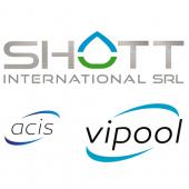 Baseinų ir tvenkinių filtravimo įranga, siurbliai, fontanai SHOOT ir Acis ViPool